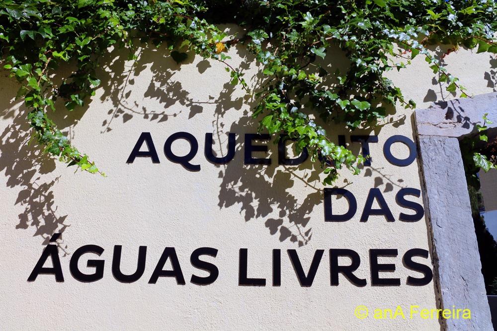 Aqueduto Águas Livres e Mãe D'Água 2019