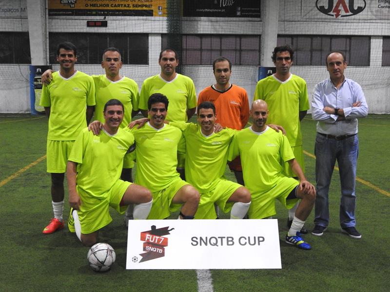 CNB vence o Torneio do SNQTB-Zona Sul