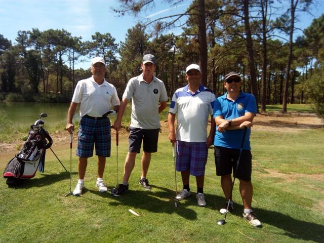 1º Torneio de Golfe 2016