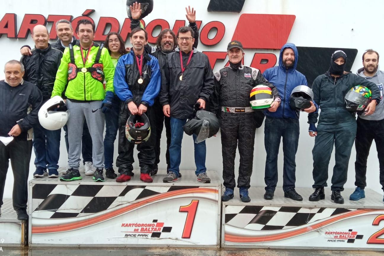 1ª Prova do 9º Campeonato Karting CNB