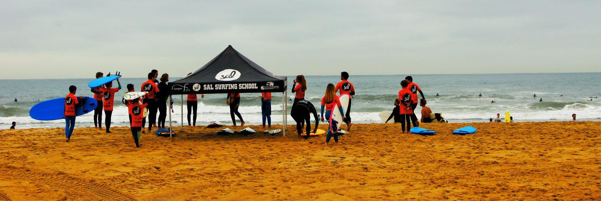 Clínicas de Surf Verão 2021